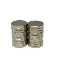 Wholesale 20pcs Rare Earth Magnet mm x mm N50 Small Round Super Strong Powerful Neodymium Magnet Fridge order lt no track