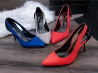 Cheap Elegant women high heel sandals gladiator Open Toe Super High Stiletto Heels Platform Sweet dress Shoes Pumps women's office dress shoes