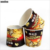 Wholesale Xeoleo oz Popcorn bucket CTN Special for packing popcorn home use Customizable