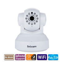 baby phone video - Sricam IP Camera WIFI Onvif P2P Phone Remote P Home Security Baby Monitor MP Wireless Video Surveillance Camera