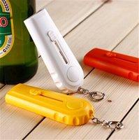 Wholesale Bottle opener Food grade ABS Catapult style bottle opener cm creative beer opener cooking tool Q