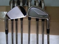 Wholesale Golf clubs MP Irons P With Dynamic Gold Steel S300 shaft MP64 Golf Irons Right hand