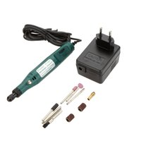 Wholesale Pro sKit PT B Mini Electronic Grinder For Grinding Polishing Engraving Cutting Tools