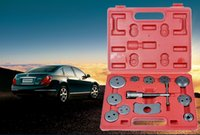 Wholesale 12 Pieces Disc Brake Cylinder Regulator Tools Used to press back to the brake piston and replace the brake block Repair Kits