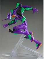 bandai evangelion - BANDAI eva Neon Genesis Evangelion EVANGELION Assembling toy action figure for gifts