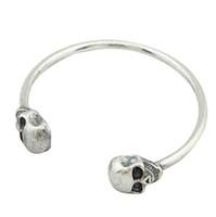 Wholesale Punk bracelet Retro bracelet Skull and crossbones fashion jewelry factory price