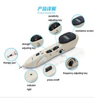 acupoint locator - Electric Acupuncture Restore Normal Circulation Disease Killer Acupoint Locator relax body massager acupuncture laser pen made in china prod
