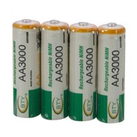 Wholesale 16pcs BTY v AA mAh AAA mAh Rechargeable Recharge Ni MH Battery