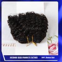 Cheap Mongolian Hair human hair extensions Best Kinky curly Under $50 hair weaves