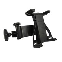 android tablet car mount - Universal Car Headrest Mount Holder for Any Inch Android Tablet iPad and Some GPS
