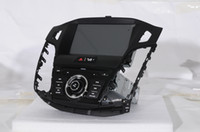 Wholesale 8 inch Special Car DVD Player For Ford Focus with GPS IPOD Bluetooth Steering Wheel control PIP dual zone