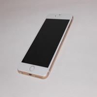 Wholesale 5 quot Metal Body Goophone i6 Plus V2 MTK6572 Dual Core GHz M GB G WCDMA MP Smartphone