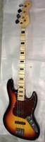 jazz bass - Electric bass strings Vintage Sunburst JAZZ electric bass Guitar HOT SALE
