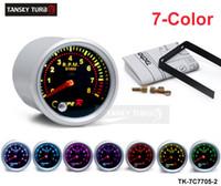 Wholesale Tansky Universal Cars TACHOMETER Meter Gauge TYPE R quot mm COLOR SETTINGS TACHOMETER GAUGE TK C7705