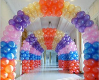balloons sports - 10 inch Many colors thick high quality pearl balloons for birthday party wedding sport party favors
