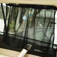 automobile window shades - ASLT Car Vehicle Havelock Window Shade Automobiles Curtain Suction Cup Black order lt no track