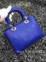 real leather designer handbags - Top High Quality Women Handbag Genuine Leather D Real messenger Bag Fashion Ladies Tote Famous Brands Designers cm Black Bags