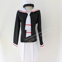 anime cosplay shop - HOT NEW Card Captor Sakura CLOTHES cosplay Western Toys free shopping