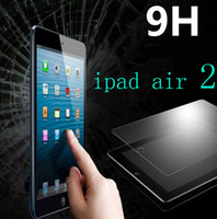 Wholesale For ipad air mini H Tempered Glass Screen Protector Film Anti Shatter Film Explosion Proof Screen Guard for ipad Mini Retina mm