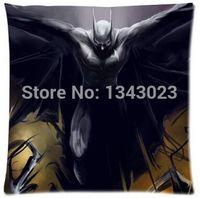 batman pillowcase - Superhero Batman Super Soft Quotes Zippered Pillowcase Rectangle Size X18 Inch Twin Sides Printing