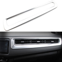 air conditioner covers - Brand New Car Styling Air Conditioner Vent Outlet ABS Trim Decoration Garnish Protector Cover For Honda HR V HRV Vezel