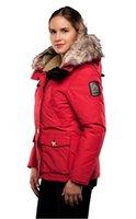 bay canada - 2015 New arrival Canada Winter Arctic Bay Women Down Jackets with fur hood ARCTIC BAY LA VAL PARKA