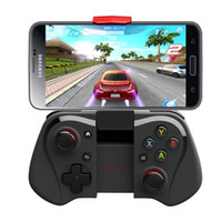 Wholesale New Hot Wireless Bluetooth iPega Game Controller Joystick Gamepad For iPhone HTC Samsung Tablet Support Android IOS