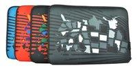 Wholesale OLLE Hot Sale America Map Neoprene Material Four Color Zipper Portable Fashion Leisure Slim Computer Laptop Bag For quot