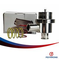 Wholesale PQY RACING Chrome Blow off valve MM BOV bar FOR VW spring is PSI and PSI PQY5738CR