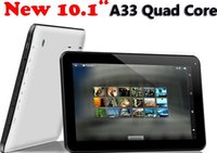 android tablet 10 inch - Top quality inch Android Allwinner A33 A31S Quad Core Tablet PC GB RAM G ROM Dual Camera Bluetooth