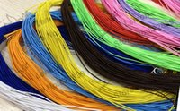 bungee cord - y Approx mm diameter bungee cording elastic cord diy handmade beaded knitted rope barrelled for diy jewelry