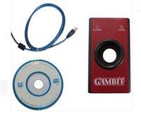 Wholesale 2014 Hot Gambit Programmer Car Key Master II Auto Transponder Chip RFID Key Programmer