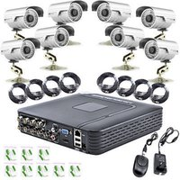 surveillance camera system - DHL EMS Channel DVR x TVL Outdoor Waterproof Home Video Surveillance Security Camera System real time
