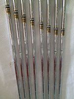 Wholesale golf shafts True temper dynamic gold steel shaft R300 S300 golf clubs irons shafts top quality
