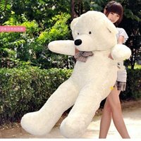 big plush products - New Product Low price Plush toys large size cm teddy bear big embrace bear doll lovers christmas gifts birthday gift