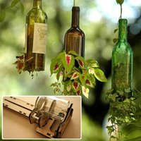 Wholesale DIY Full Size Glass Bottle Cutter Tool Glass Cutting Machine Wine Bottle Cutters