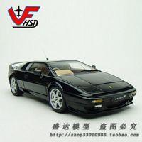 autoart models - Special offer shipping Alto AUTOart lotus ESPRIT V8 black alloy model car