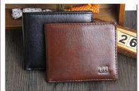 activity business - leather purse man purse activities Men s short a wallet pu wallet card package