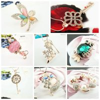 Wholesale The new European and American Korean long pendant necklace sweater chain clothing accessories Yiwu jewelry mixed order