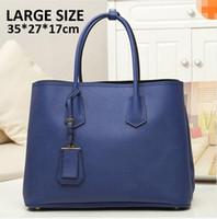 real leather designer handbags - Luxury famous designer brand real genuine leather bags women handbag high quality candy color ladies tote shoulder bag