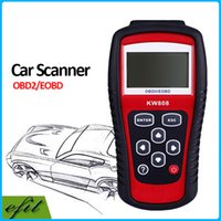 car diagnostic computer - KW808 GS509 OBD2 OBD II EOBD LCD Car Scan tool Scanner AUTO Automotive Truck Diagnostic Tool Computer Vehicle Fault Code Reader Scan MS509