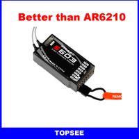 airplane plastics - Spektrum S603 better than AR6210 DSMX Receiver G CH Receiver with Satellite