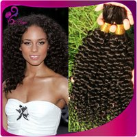 brazilian hair bulk - In stock factory price human hair bulk brazilian bulk hair for braiding afro kinky curly human bulk hair for braiding