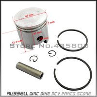 Wholesale Piston Pin Ring mm For cc cc cc cc Engine Motor Motorized Bicycle Bike