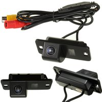 Wholesale Car Reversing Camera Rear View Reverse Cam CCD For BMW Series E39 E46 E53 X5 X3 X6 order lt no track