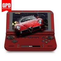 Wholesale GPD XD inch GB GB Quad Core IPS Video Game Player Gamepad Handheld Game Console Red D3462C