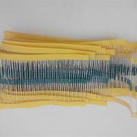 Metal film resistor Baratos-Los productos más calientes más nuevos 1 / 4W Watt 15K ohmios 15K <b>Metal Film Resistor</b> 0.25W 1% del envío ROHS Torlerance gratuito