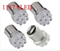 acura contact - 50PCS BAY15D LED DC v Auto Turn Brake stop Tail Parking Light double contact xenon white