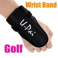 Wholesale Golf Practice Tool Wrist Band Braces Swing Gesture Alignment Training Aid