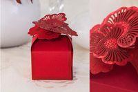 Cheap wholesale Wedding candy box Best wedding supplies